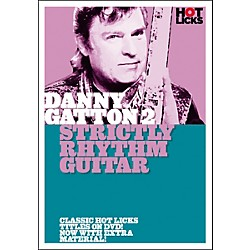 Hot Licks Danny Gatton 2 Strictly Rhythm Guitar (DVD) (14012508)