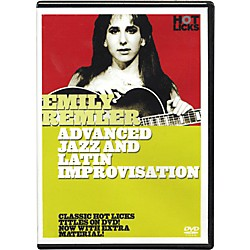 Hot Licks Emily Remler Advanced Jazz and Latin Improvisation DVD (14027121)