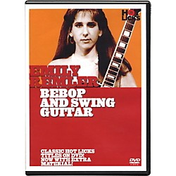 Hot Licks Emily Remler Bebop and Swing Guitar DVD (14027122)