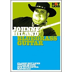 Hot Licks Johnny Hiland: Bluegrass Guitar DVD (14017135)
