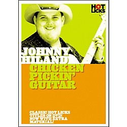 Hot Licks Johnny Hiland Chicken Pickin' Guitar DVD (14017136)