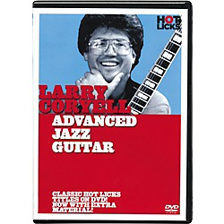 Hot Licks Larry Coryell Advanced Jazz Guitar DVD (14018615)
