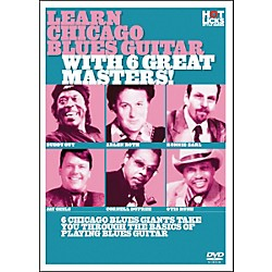 Hot Licks Learn Chicago Blues with 6 Great Masters DVD (14018760)