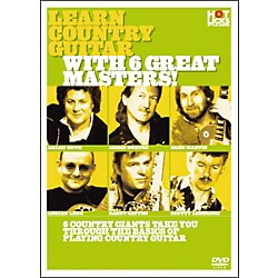 Hot Licks Learn Country Guitar with 6 Great Masters DVD (14018761)