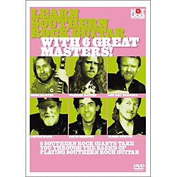Hot Licks Learn Southern Rock Guitar With 6 great Masters (14019527)