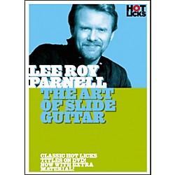 Hot Licks Lee Roy Parnell: The Art of Slide Guitar DVD (14018800)
