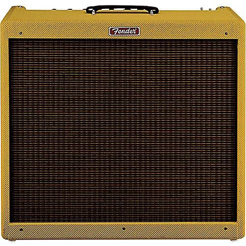 Fender Hot Rod DeVille III 60W Tweed 4x10 Tube Guitar Combo Amp-thumbnail