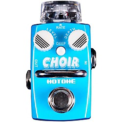 Hotone Effects Choir Chorus Skyline Series Guitar Effects Pedal (TPSCH1)