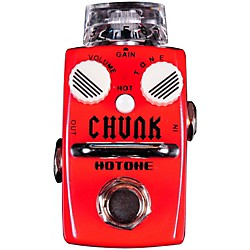 Hotone Effects Chunk Vintage Crunch Skyline Series Guitar Effects Pedal (TPSDS1)