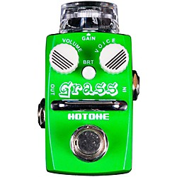 Hotone Effects Grass Modern Overdrive Skyline Series Guitar Effects Pedal (TPSOD1)