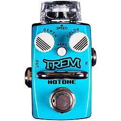 Hotone Effects Trem Analog Tremolo Skyline Series Guitar Effects Pedal (TPSTR1)