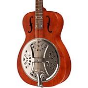 Dobro Hound Dog Round Neck Dobro Guitar