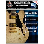 Hal Leonard House Of Blues - Blues Guitar Course Expanded Edition Book/2-DVD Set