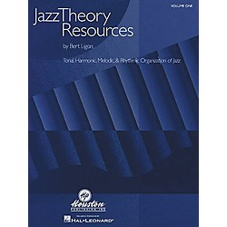 Houston Publishing Jazz Theory Resources Volume 1 Book (30458)