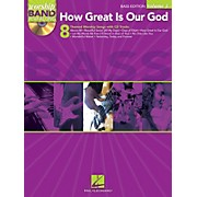 Hal Leonard How Great Is Our God - Bass Edition Worship Band Play-Along Series Softcover with CD
