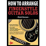 Music Sales How To Arrange Fingerstyle Guitar Solos (DVD)
