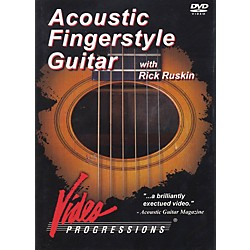 Hudson Music Acoustic Fingerstyle Guitar with Rick Ruskin DVD (320675)