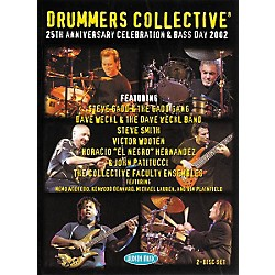 Hudson Music Drummers Collective 25th Anniversary Celebration and Bass Day DVD (320391)