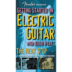 Hudson Music Fender Presents: Getting Started on Electric Guitar - The Next Step (VHS) (320295)
