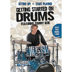Hudson Music Getting Started on Drums DVD (320288)