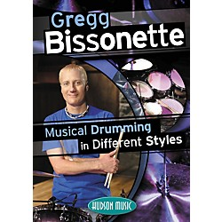 Hudson Music Gregg Bissonette Musical Drumming in Different Styles (DVD) (320480)