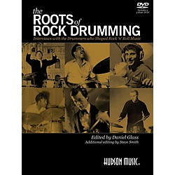 Hudson Music Limited Edition Roots of Rock Drumming Book/DVD Signed by Steve Smith (125209)