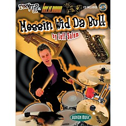 Hudson Music Messin Wid Da Bull By Jeff Salem (Book/CD) (6620127)