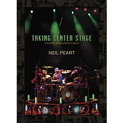 Hudson Music Neil Peart - Taking Center Stage 3-DVD Set (321248)