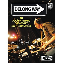 Hudson Music Polyrhythmic Creativity On The Drumset (Book/CD) (6620139)