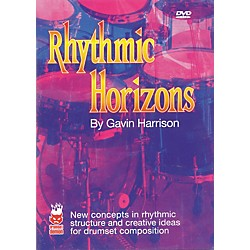 Hudson Music Rhythmic Horizons by Gavin Harrison DVD (320638)