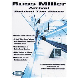 Hudson Music Russ Miller - Arrival: Behind The Glass (DVD/2 CDs) (320838)
