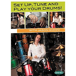 Hudson Music Set Up, Tune and Play Your Drums With Jason Gianni DVD (320800)