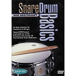 Hudson Music Snare Drum Basics (DVD) (320337)