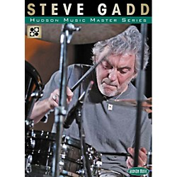 Hudson Music Steve Gadd Master Series DVD with Bonus Disc Exclusive (320747)