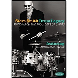 Hudson Music Steve Smith's Drum Legacy - Standing on the Shoulder of Giants 2 DVD Set with CD (320709)