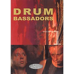 Hudson Music The Drumbassadors Volume 1 DVD (320710)