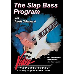 Hudson Music The Slap Bass Program DVD (320631)