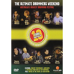 Hudson Music The Ultimate Drummers Weekend #10 (DVD) (320470)