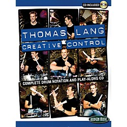 Hudson Music Thomas Lang - Creative Control (Book/CD) (6620110)