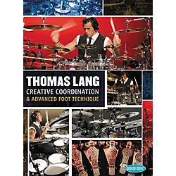 Hudson Music Thomas Lang Creative Coordination And Advanced Foot Technique 3-DVD Set (320603)