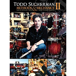 Hudson Music Todd Sucherman Methods & Mechanics II 2-DVD Set (321249)