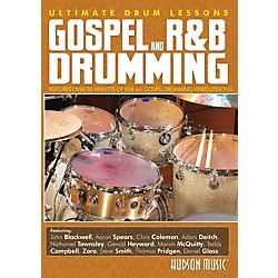 Hudson Music Ultimate Drum Lessons Series - Gospel R&B Drumming DVD (321124)