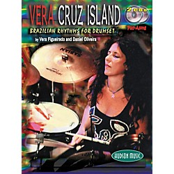 Hudson Music Vera Cruz Island: Brazilian Rhythms for Drumset (Book/2-CD Set) (6620131)