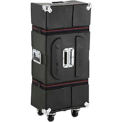 Humes & Berg Enduro Hardware Case with Casters (DR543ABK)