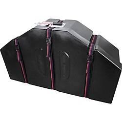 Humes & Berg Enduro Quad Case with Foam (DR588BKSP)