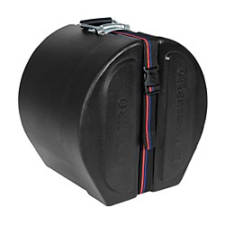 Humes & Berg Enduro Tom Drum Case with Foam (DR488BKSP)