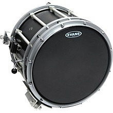 Evans Hybrid-Soft Marching Snare Drum Batter Head Black