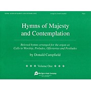 Fred Bock Music Hymns of Majesty and Contemplation