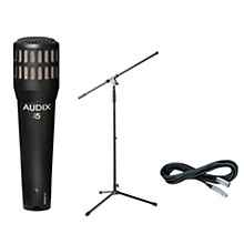 Audix I-5 Mic with Cable and Stand