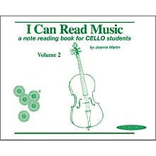 Alfred I Can Read Music for Cello, Volume 2 Book